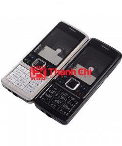 Nokia 6300 - Vỏ Ráp Máy Kèm Bàn Phím, Màu Bạc - LPK Thành Chi Mobile
