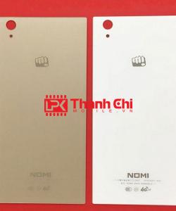 Nomi 6 - Nắp Lưng Ráp Máy, Màu Đen - LPK Thành Chi Mobile