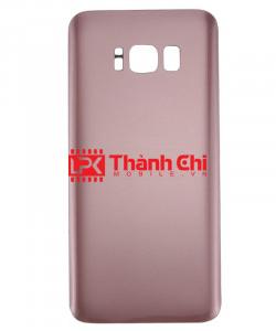 Samsung Galaxy S8 2017 / SM-G950 - Nắp Lưng Ráp Máy Có Sẵn Imei, Màu Hồng Phấn - LPK Thành Chi Mobile