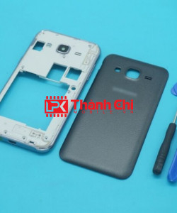 Vỏ Ráp Máy Samsung Galaxy J2 2015 J200 Gồm Nắp Lưng Và Benzen, Màu Đen - LPK Thành Chi Mobile