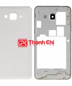 Vỏ Ráp Máy Gồm Nắp Lưng Và Benzen Gold Samsung Galaxy Grand Prime - LPK Thành Chi Mobile