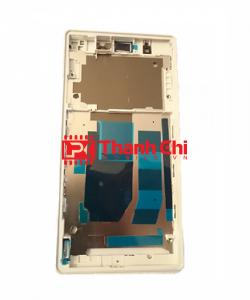 Sony Xperia Z / L36 / LT36 / C6602 / C6603 / SO-02E - Khung Xương Ráp Máy, Màu Trắng - LPK Thành Chi Mobile