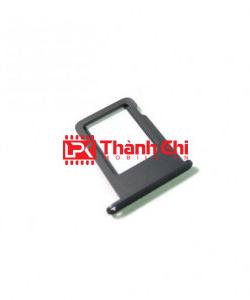 Apple Iphone XR - Khay Sim Ngoài / Khay Để Sim, Màu Xanh Coban - LPK Thành Chi Mobile