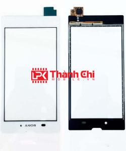 Sony Xperia T3 Ultra D5102 / D5103 - Cảm Ứng Zin Original, Màu Trắng, Chân Connect, Ép Kính - LPK Thành Chi Mobile