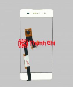 Sony Xperia XA / F3116 - Cảm Ứng Zin Original, Màu Trắng, Chân Connect, Ép Kính - LPK Thành Chi Mobile