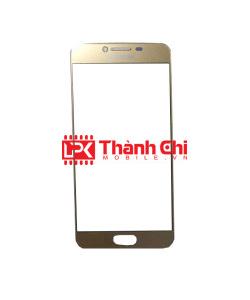 Samsung Galaxy C5 Pro 2017 / SM-C5010 - Mặt Kính Zin New Samsung, Màu Vàng Gold, Ép Kính - LPK Thành Chi Mobile