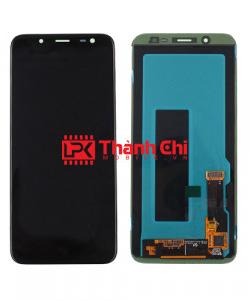 Samsung Galaxy A6 2018 / SM-A600F - Màn Hình Nguyên Bộ Zin Ép Kính Zin, Màu Đen - LPK Thành Chi Mobile