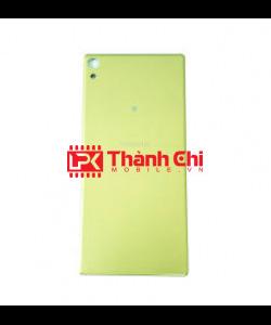 Sony Xperia XA Ultra F3216 / C6 - Nắp Lưng Ráp Máy, Màu Vàng Chanh - LPK Thành Chi Mobile