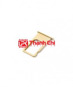 Apple Iphone 8 Plus - Khay Sim Ngoài / Khay Để Sim, Màu Vàng Gold - LPK Thành Chi Mobile