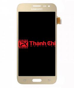 Samsung Galaxy J2 2015 / SM-J200 - Màn Hình Nguyên Bộ OLED 2 IC, Màu Vàng Gold - LPK Thành Chi Mobile