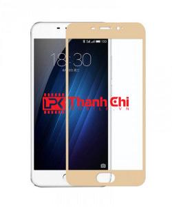 Meizu MX5 Pro / Pro 5 / 5 Pro - Mặt Kính Zin New Meizu, Màu Vàng Gold, Ép Kính - LPK Thành Chi Mobile
