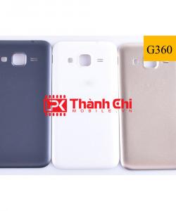 Samsung Galaxy G360 / G3608 - Vỏ Ráp Máy Gồm Nắp Lưng Và Benzen Gold - LPK Thành Chi Mobile