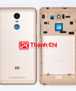 Xiaomi Redmi Note 3 - Vỏ Ráp Máy Gồm Nắp Lưng Và Benzen, Màu Gold - LPK Thành Chi Mobile