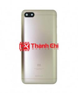 Xiaomi Redmi 6A - Vỏ Ráp Máy Gồm Nắp Lưng Và Benzen, Màu Xám - LPK Thành Chi Mobile