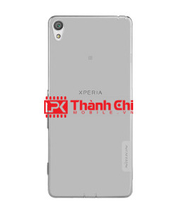 Sony Xperia XA Ultra F3216 / C6 - Nắp Lưng Ráp Máy, Màu Xám - LPK Thành Chi Mobile
