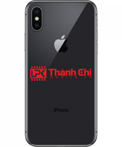 Apple Iphone XS - Năp Lưng Zin Ráp Máy, Màu Xám Đen - LPK Thành Chi Mobile