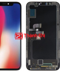 Màn Hình Nguyên Bộ Apple Iphone XS Zin Ép Kính, Màu Đen (Lỗi Bọt) - LPK Thành Chi Mobile