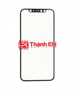 Apple Iphone X - Trọn Bộ Mặt Kính Zin New Apple Kèm Khung Zon, Vào Keo OCA Sẵn, Màu Đen - LPK Thành Chi Mobile