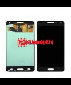 Samsung Galaxy A5 2016 / SM-A510F - Màn Hình Nguyên Bộ OLED 2 IC, Màu Đen - LPK Thành Chi Mobile